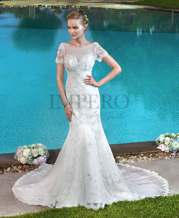 LUNA  #sposa #abiti #dress #bride #bridal #wedding #2017 #impero #matrimonio #nozze