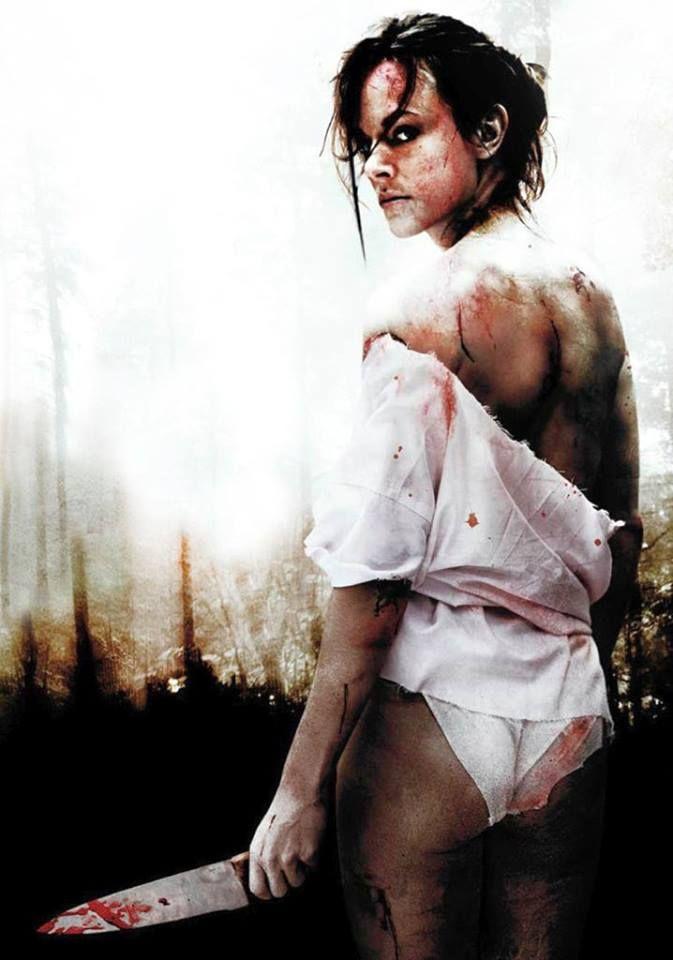 Sarah Butler. I Spit on Your Grave (2010).