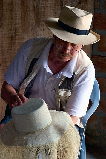 Best of the Best: The Best Weaver Alive — Brent Black Panama Hats