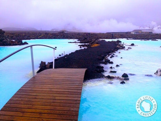 If you ask anyone what to do in Iceland, I guarantee the first thing they'll say is to take a trip to the Blue Lagoon. Just a short drive outside of Reykjavik,