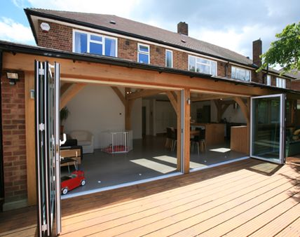 Timber House Extensions 88 Best Rear House Extension Images On Pinterest  Extension Ideas .