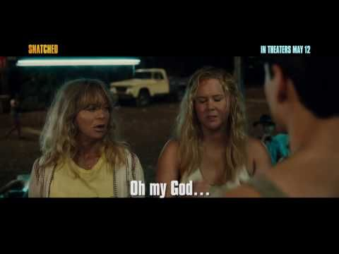 """Giveaway: Win 4 Tickets to See Amy Schumer in """"Snatched"""" - The Mama Maven Blog"""