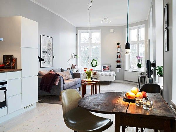 Interior Design For A Small Apartment 175 best images about studio apartment on pinterest | ikea studio