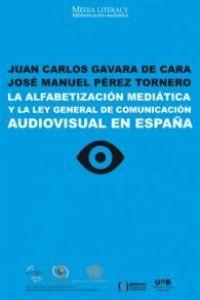 La alfabetización mediática y la Ley General de comunicación Audiovisual en España: Los autores realizan un estudio sistemático del derecho a la alfabetización mediática, enmarcado en la legislación europea y trasladada a España a través de la Ley General de Comunicación Audiovisual (LGCA), la promoción del derecho a la educación, la ciudadanía activa y la democracia participativa. El alcance de su desarrollo resulta determinante en cuestiones claves como la economía, la creatividad...