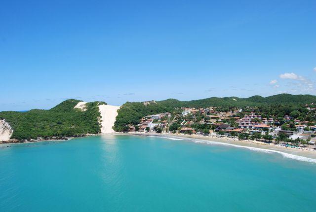 Praia de Ponta Negra, Natal – Rio Grande do Norte