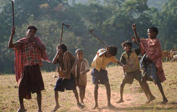Los dongria kondhs están celebrando su victoria contra el gigante minero británico Vedanta Resources.