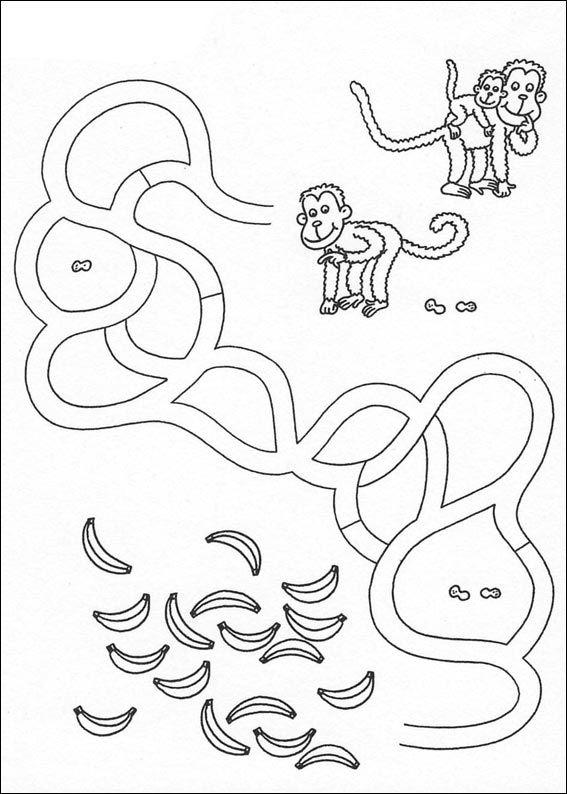(2014-06) Aber og bananer, let