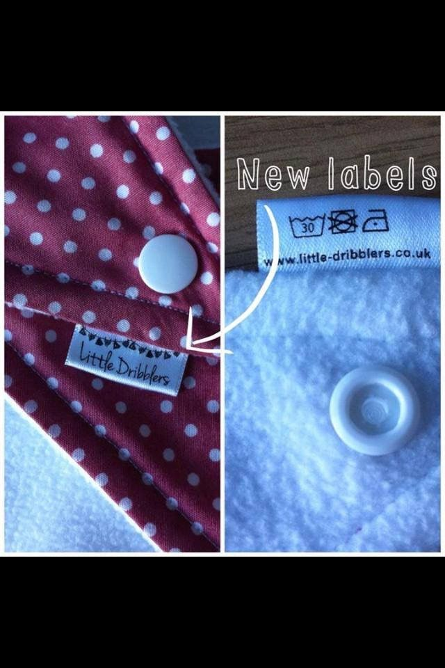 Labels supplied by Ribbon Reel Printing Facebook, Etsy and EBay www.facebook.com/ribbonreelprinting  Care label / wash care label / size label ' printed ribbon / stamps / labels