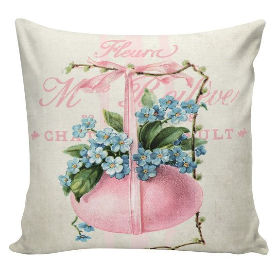 17+ best images about Easter Decor on Pinterest Antiques, French and Throw pillows
