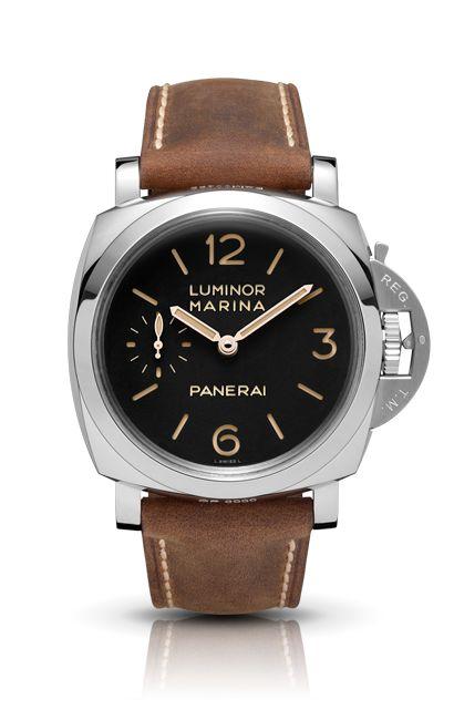 Luminor Marina 1950 3 Days PAM00422 - Collection 3 Days Marina - Watches Officine Panerai