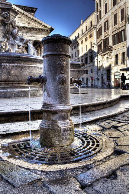 doppio nasone   Rome, Italy