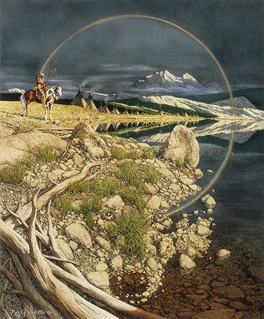 THE SENTINEL, by Bev Doolittle LIMITED EDITION PRINT