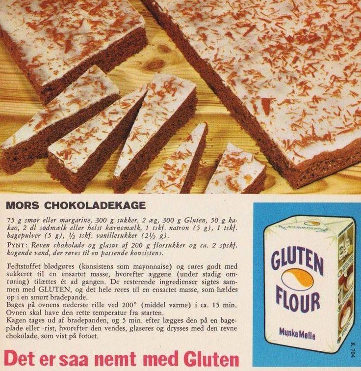 Mors Chokoladekage...