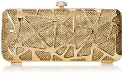 MG Collection Stella Minaudiere Evening Bag