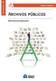 Archivos públicos