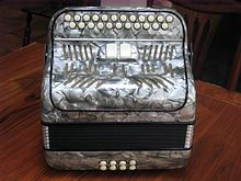 Diatonic button accordion - Wikipedia, the free encyclopedia