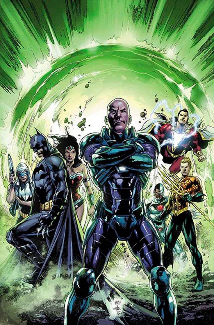 Lex Luthor entra a la Liga de la Justicia 30