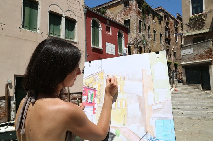 https://flic.kr/p/o9TCAC   Painting and drawing art lessons   www.drawing-lessons.sognare-venezia.net