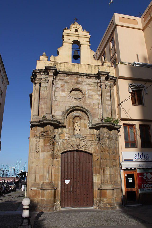 Capilla de Europa Algeciras - Algeciras - Wikipedia, la enciclopedia libre