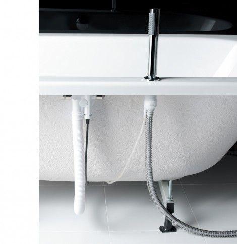 Follow Me shower handset and hose in Handsets | Luxury Crosswater Bathroom Design Ideas & UK Bathroom Trends 2013