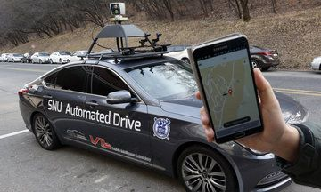 We're Getting Closer To Self-Driving Taxis
