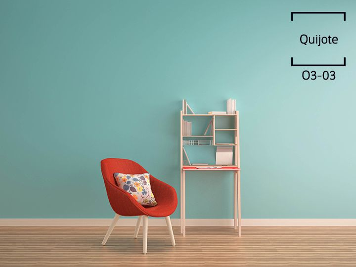 Todo comienza por querer hacer diferentes las cosas y hacer que luzcan mejor que nunca. Crea grandes proyectos a través del color.