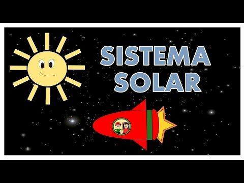 Planetas para Niños - El Sistema Solar - El Universo - Vídeos para niños - YouTube