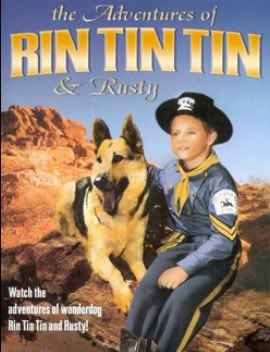 "When you played ""Rin Tin Tin"" you ALWAYS wanted to be Rinty.  Rusty was SUCH a douche."