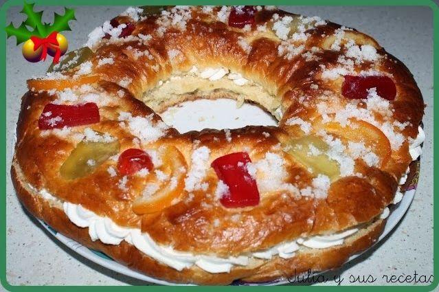 13 Roscones para Reyes y otras delicias para Navidad | Cocinar en casa es facilisimo.com