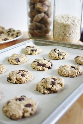 ... oat cookies more chocolate chips healthy chocolate oat cookies