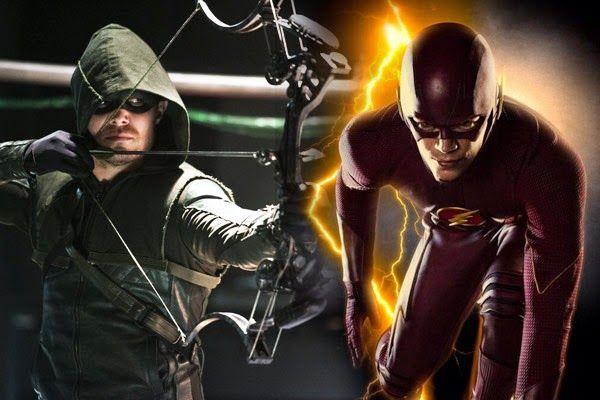 Ciudad de los Heroes: The Flash vs Arrow