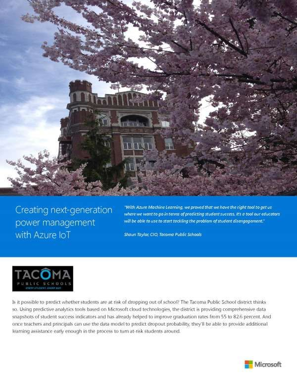 Optane Systemscreating Next Generation Power Management With Azure Iot With Images Iot Generation Public School