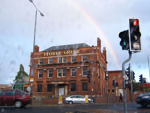 The Fforde Grene, Leeds.