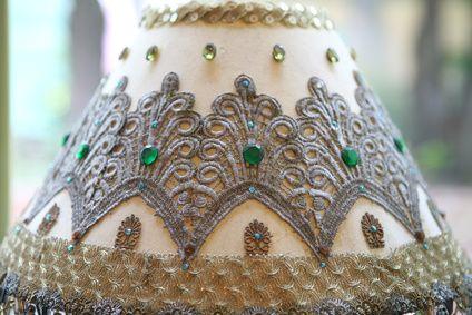 Lamp Shade Decorating Crafts