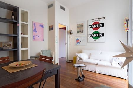 Check out this awesome listing on Airbnb: Appartamento Fede Navigli Milano - Apartments for Rent in Milan