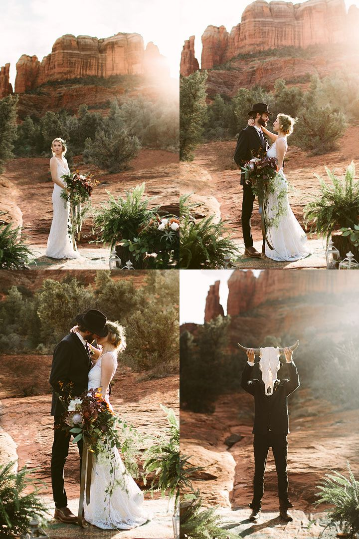 Southwestern Wedding Inspiration from Jane in the Woods | Arizona Weddings Magazine