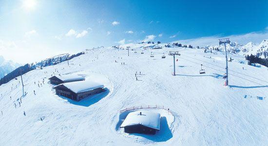 Skiën in de Zillertal Arena (skigebied Zillertal)