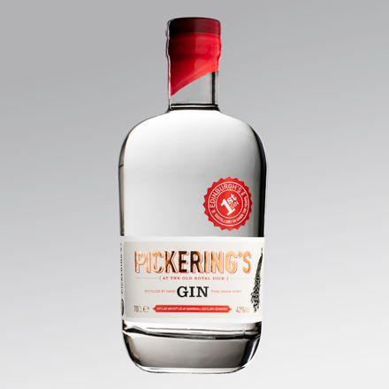 Pickering's Gin, Edinburgh's Gin