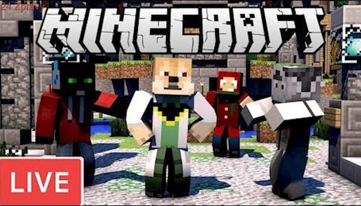 [GEJMR] Minecraft - Stream z Miniher! #6