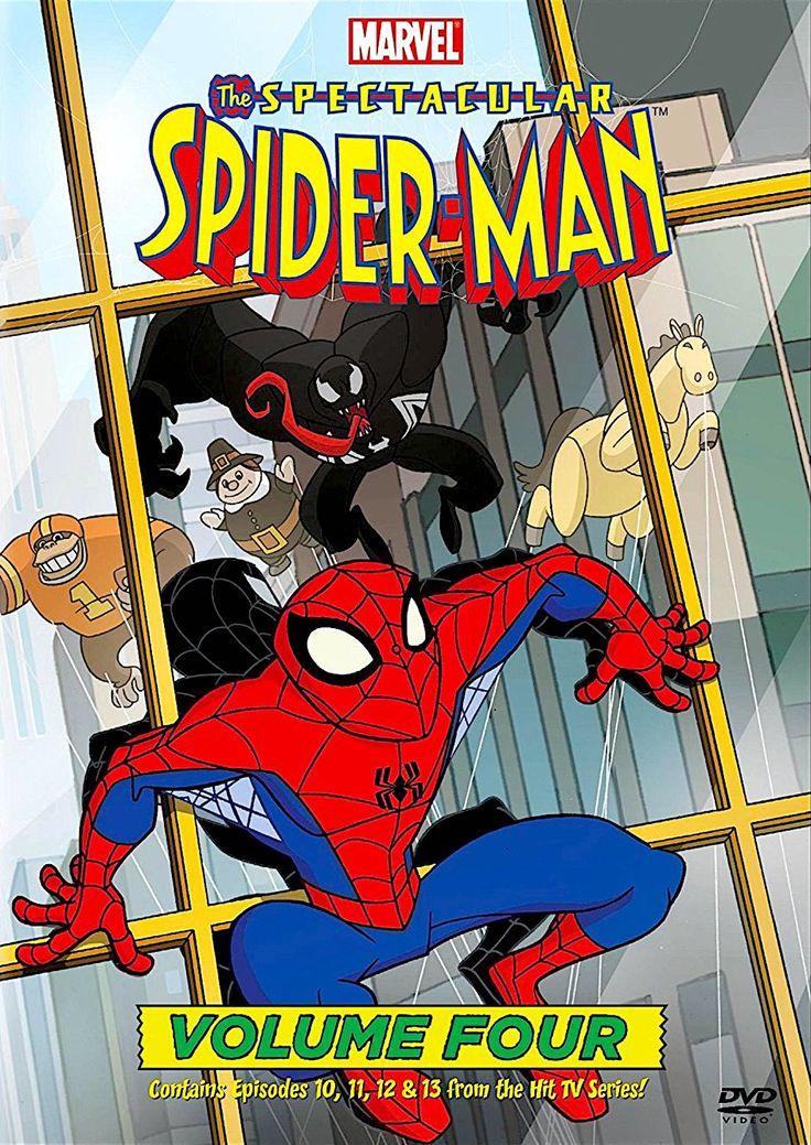 Spider man dvd