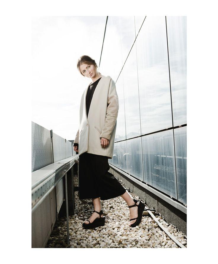 Aroma30 wool and velvet jacket, Photo Davide Costanza, Styling Federico Barrazzo