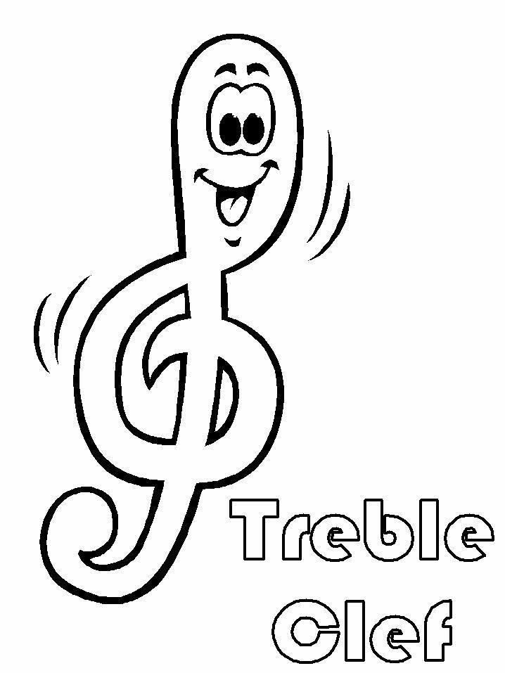 Note Musicali Da Colorare Per Bambini Fredrotgans Note Musicali Musical Disegni Musica