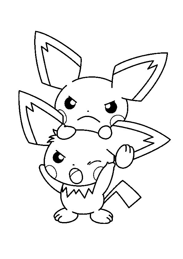Free Pokemon Advanced Coloring Page Pages 329 Printable