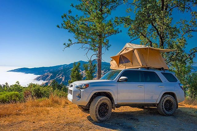 Room with a view. Quick strike mission to Big Sur for some surfing and astrophotography. Now if I can only find a way to strap my boards up there with the RTT. . . . . . . . . #outfitandexplore #nikonusa #offroad #travel #bigsur #toyotastrong #toyota4runner #4runnermafia #4runnernation #4runnersdaily #4runneroffroad #trdoffroad #overlandbound #ob5202 #optoutside #adventure #explore #rei1440project #visualvibes #visualsoflife #surfline #surflinelocalpro #newportbeach #vscocam #d750 #roadtrip…