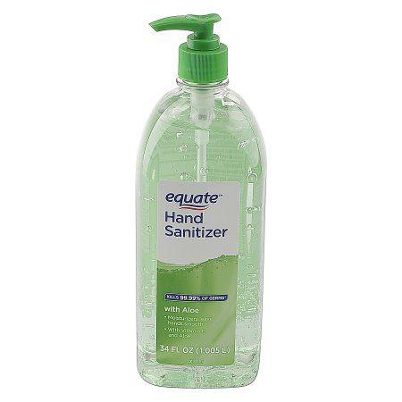Equate Instant Hand Sanitizer Hand Sanitizer Sanitizer Hand Care