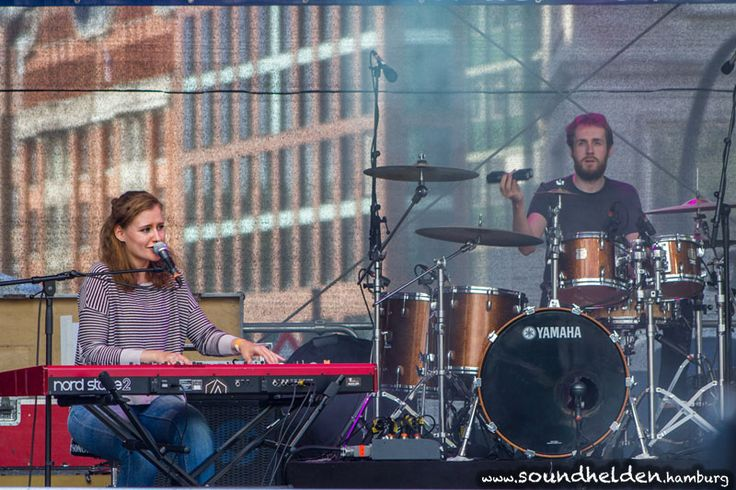 Elin Bell beim CSD Hamburg - Soundhelden | Hamburgs Musikpinnwand