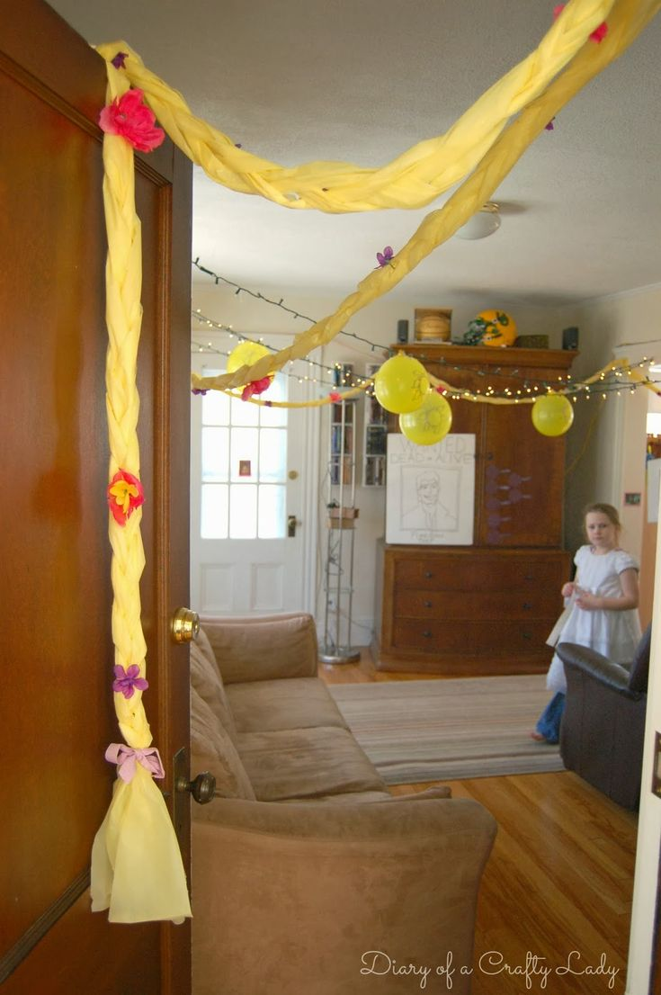 We had a fabulous time last week throwing a Tangled Rapunzel Birthday Party for my daughter who just turned 5 years old! She loves that ...