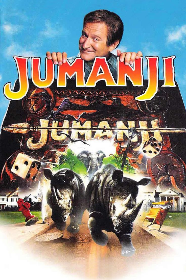 Jumanji  Full Movie. Click Image To Watch Jumanji 1995