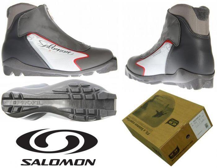Ботинки для сноуборда salomon siam