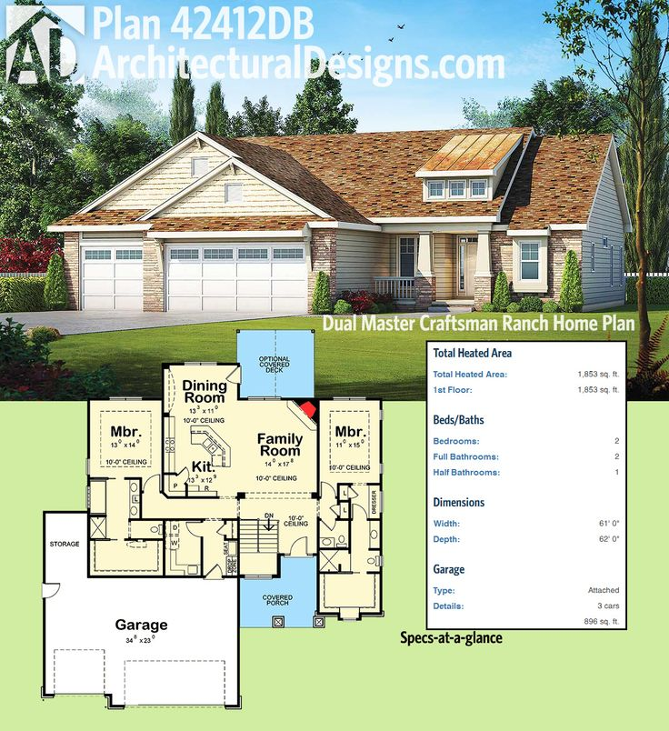 1222 best images about architectural designs editors picks on pinterest - Home Design Floor Plans